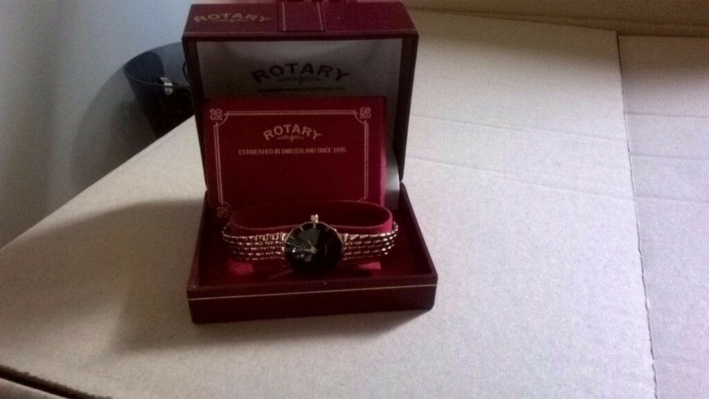 Brand New rotary watch just needs a battery