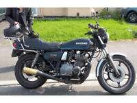 SWAP CLASSIC SUZUKI GS1000E for africa twin or WHY