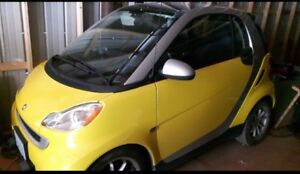 2008 Smart Fortwo Coupe (2 door)