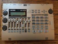 Boss BR-600 BR600 Multi-track recorder with built-in drum machine and effects
