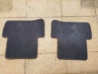 mercedes benz 220 cdi 2007 onwards floor mats set
