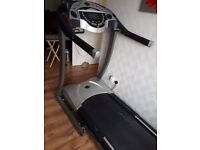 Fully Electric Running Machine