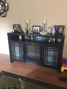 Electric Fire Place Cabinet