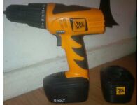 Jcb cordless drill for sale in liverpool