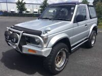 1993 MITSUBISHI PAJERO 3.0 V6, 4X4 OFF ROAD, SOFT TOP, JAPAN IMPORT, GREAT PROJECT, P/X TO CLEAR !!!