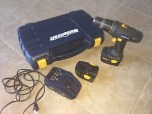 Mastercraft 12V Wireless Drill