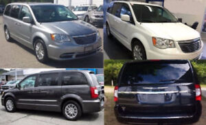 Looking for 2013 - 2016 Chrysler Town & Country Minivan, Van