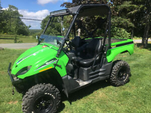 2009 KAWASAKI 750 TERYX SPORT EDITION...FINANCING AVAILABLE