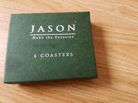 Jason coasters