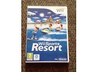 Nintendo Wii game - Wii Sports Resort - Boxed with Instructions Good used condition