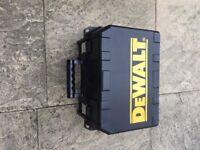 Dewalt Half Inch Plunge Router 250v