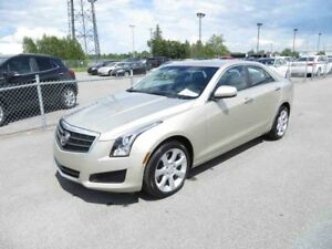 2014 CADILLAC ATS SEDAN AWD 2.0L TURBO