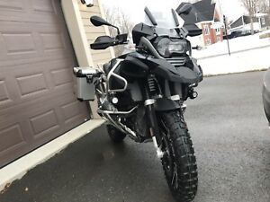 BMW R1200 GS Adventure 2017