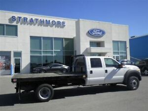 2015 Ford F-550 CHASSIS CAB XLT