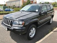 JEEP GRAND CHEROKEE SPORT 2.7 CRT DIESEL ONLY 67K with FSH 1 OWNER FROM NEW