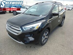 2017 Ford Escape SE w/ SYNC 3, Twin-Panel Moonroof, Leather