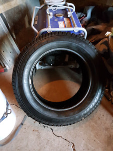 """265/60r 20"" Truck tires"