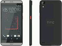 HTC 530 Brand new with warranty and accessories unlocked!