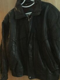 For Sale Gents Leather Jacket