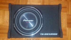 Car Subwoofer Bundle (ALL IN ONE PACKAGE) - PIONEER, SONY