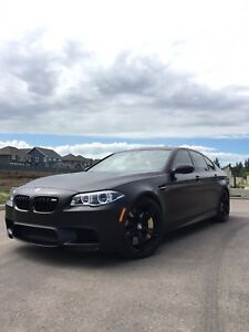 2014 BMW M5 CLEAN CARPROOF