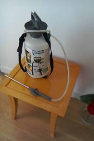 Hoselock sprayer