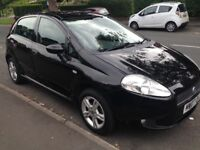 07 FIAT GRANDE PUNTO 1.4 SPORT FSH GREAT CAR