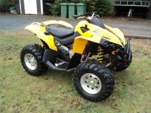 2008 Can-Am Bombardier 500 Renegade