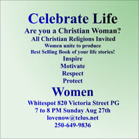 Unite Women to Create Christian Best Selling Motivational Book