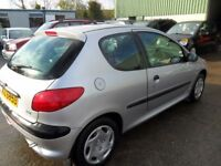 peugeot 206 parts from 5 cars petrol and diesel