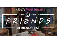 4 x FriendsFest Tickets with Set Tour - Saturday 5th August (Heaton Park, Manchester)