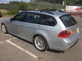 BMW 320d M Sport 2008