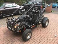 2007 Road legal buggy quad pgo bug rider 250 250cc auto !!!