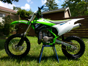 MINT CONDITION 2014 Kawasaki KX85
