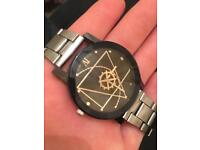 Fashionable watch for a man