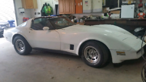 1981 Corvette for sale or trade