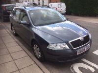 2005 Skoda Octavia TDI Estate
