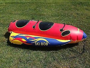 Towable Ski Bob 2 Person Water Tube made by Sevylor