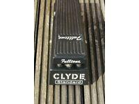 Fantastic Fulltone Clyde Wah pedal - RARE!
