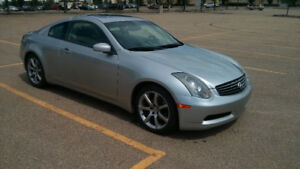 2003 Infiniti G35 Coupe Fully Passed Inspection - Ready to Drive