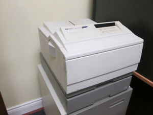 HP LaserJet 4MV Printer - for parts