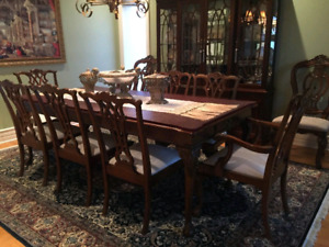 Moving Sale. American Drew Dining Room
