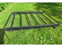 Car Roof Rack luggage basket carrier to fit roof bars