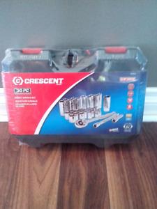 Crescent Socket Wrench Set