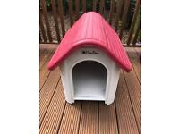 Cat/small dog outdoor house kennel