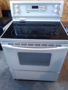 30 inch self cleaning stove