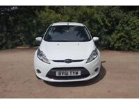Automatic Ford Fiesta 1.4 Zetec 3dr - Low Mileage