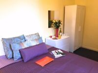 **50% Off First Month's Rent** Double Room in 3bed Flatshare. SW16 5mins walk to Streatham Station