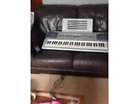 Casio Keyboard CTK 591