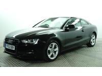 2012 Audi A5 TDI SE Diesel black CVT